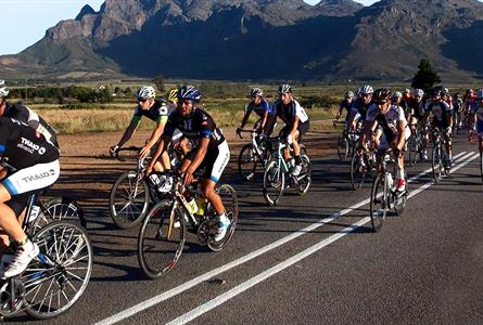 Stellenbosch Medihelp cycling background